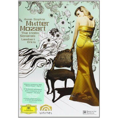 Anne-Sophie Mutter - Die Violinsonaten [2 DVDs] - Preis vom 07.05.2021 04:52:30 h