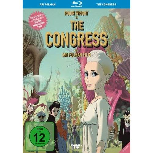 Ari Folman - The Congress [Blu-ray] - Preis vom 16.01.2021 06:04:45 h