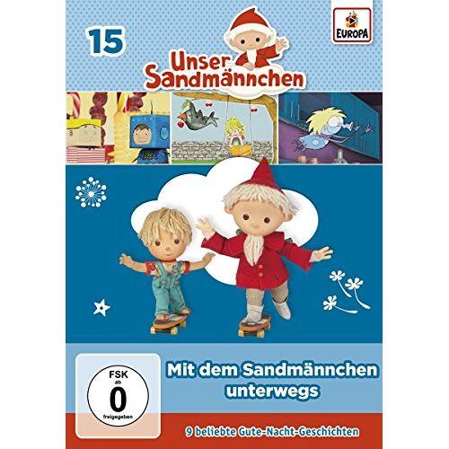 Various - Unser Sandmännchen - 015/mit dem Sandmännchen Unterwegs - Preis vom 23.01.2020 06:02:57 h