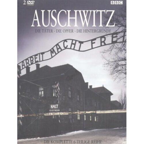 Laurence Rees - Auschwitz (2 DVDs) - Preis vom 04.09.2020 04:54:27 h