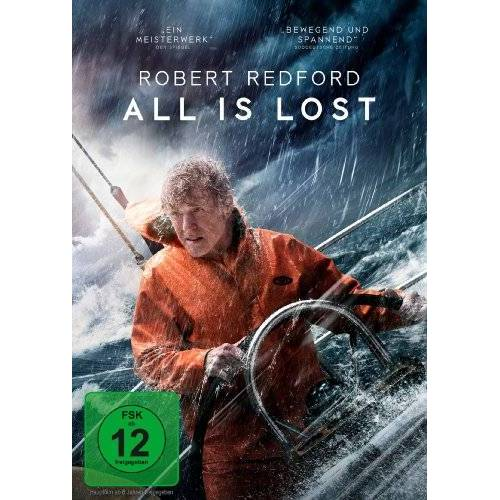 Robert Redford - All Is Lost - Preis vom 18.04.2021 04:52:10 h