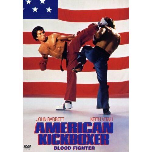 Frans Nel - American Kickboxer - Blood Fighter - Preis vom 06.05.2021 04:54:26 h
