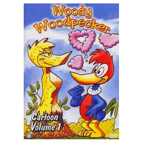 - Woody Woodpecker - Cartoon Vol. 1 - Preis vom 20.10.2020 04:55:35 h