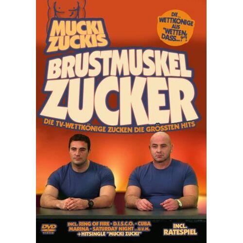 Stefan Bakker - Various Artists - Die Brustmuskelzucker von Wetten, dass...? - Preis vom 05.09.2020 04:49:05 h