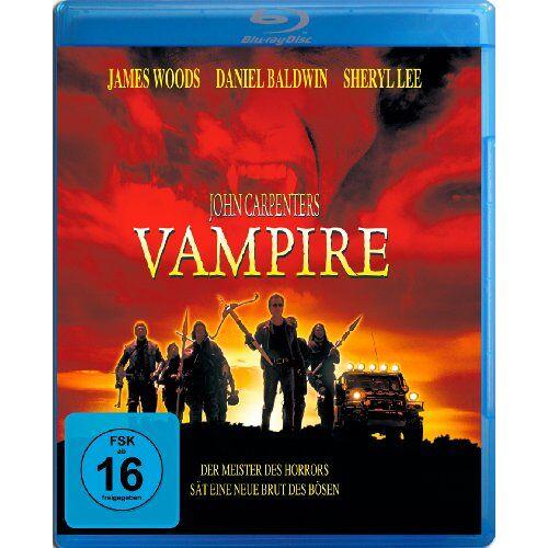 John Carpenter - John Carpenters Vampire [Blu-ray] - Preis vom 08.05.2021 04:52:27 h