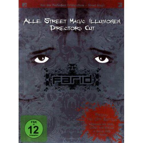 Farid - Street Magic (bekannt aus der ProSieben Show) [Director's Cut] [2 DVDs] - Preis vom 05.09.2020 04:49:05 h