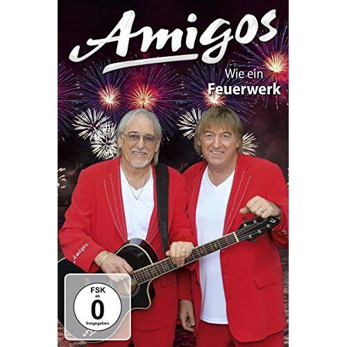 Amigos - Wie ein Feuerwerk - Preis vom 16.04.2021 04:54:32 h