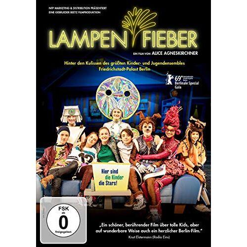 Alice Agneskirchner - Lampenfieber - Preis vom 05.09.2020 04:49:05 h