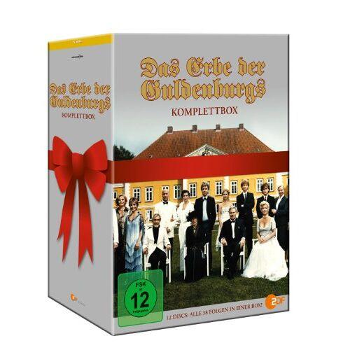 Gero Erhardt - Das Erbe der Guldenburgs - Komplettbox [12 DVDs] - Preis vom 18.04.2021 04:52:10 h