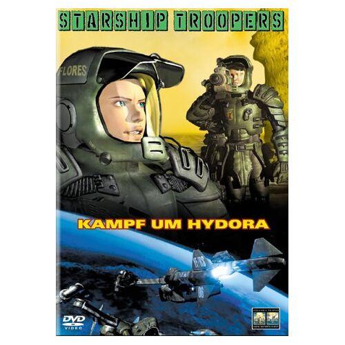 Chris Berkeley - Starship Troopers 3 - Kampf um Hydora - Preis vom 07.05.2021 04:52:30 h