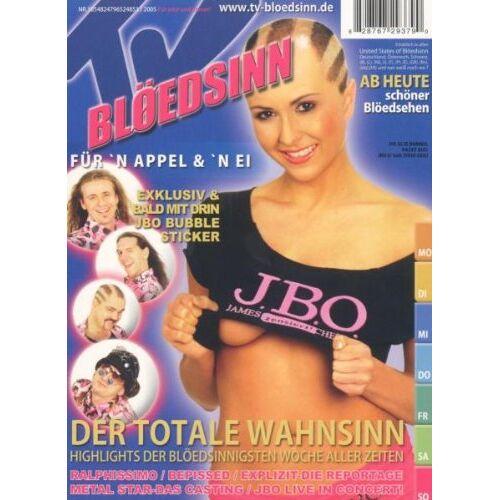 J.B.O. - TV-Blöedsinn - Preis vom 20.10.2020 04:55:35 h