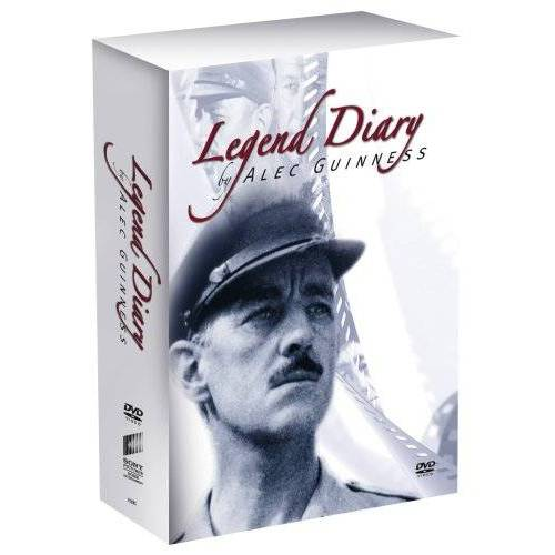 Sir Alec Guinness - Legend Diary by Alec Guinness (6 DVDs) - Preis vom 16.04.2021 04:54:32 h