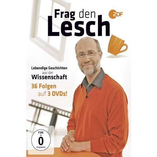 - Frag den Lesch [3 DVDs] - Preis vom 18.04.2021 04:52:10 h