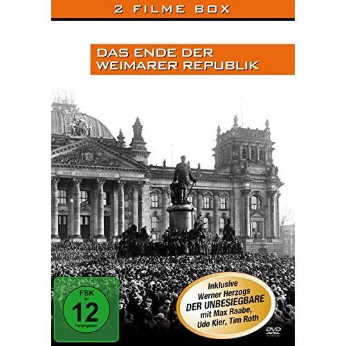 - Das Ende der Weimarer Republik - Preis vom 15.01.2021 06:07:28 h