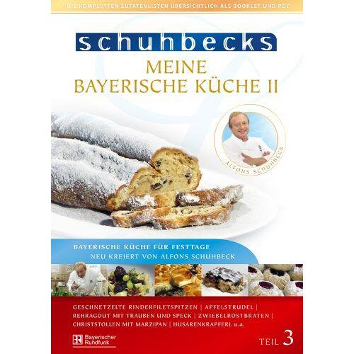 Alfons Schuhbeck - Schuhbecks Meine Bayerische Küche II - Preis vom 03.12.2020 05:57:36 h