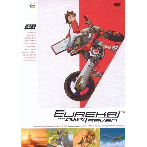 Tomoki Kyoda - Eureka Seven, Vol. 01 - Preis vom 17.04.2021 04:51:59 h