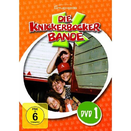 Various - Die Knickerbockerbande - DVD 1 - Preis vom 17.04.2021 04:51:59 h