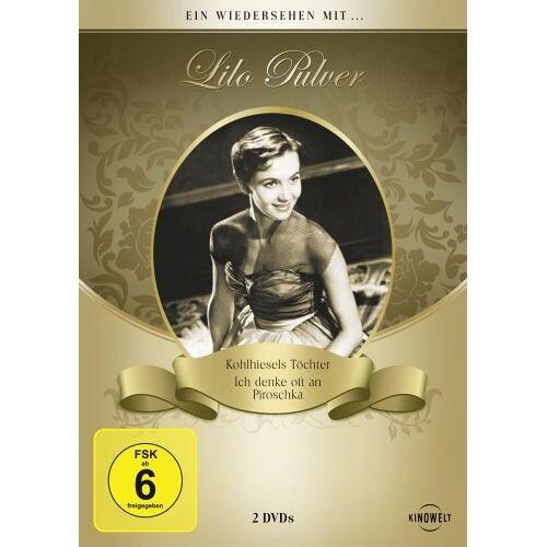 Liselotte Pulver - Ein Wiedersehen mit ... Lilo Pulver [2 DVDs] - Preis vom 21.04.2021 04:48:01 h
