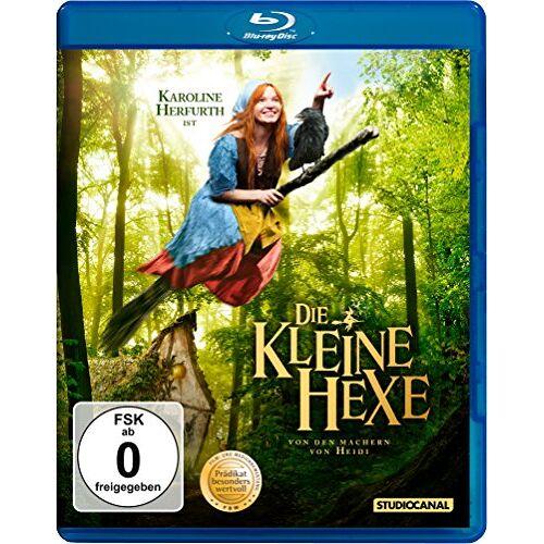 Michael Schaerer - Die kleine Hexe [Blu-ray] - Preis vom 23.01.2021 06:00:26 h