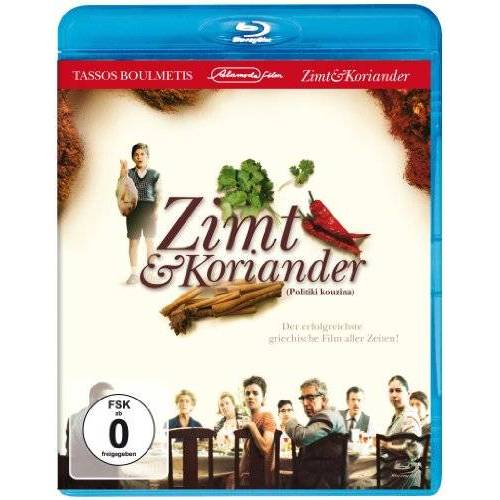Tassos Boulmetis - Zimt & Koriander [Blu-ray] - Preis vom 05.09.2020 04:49:05 h