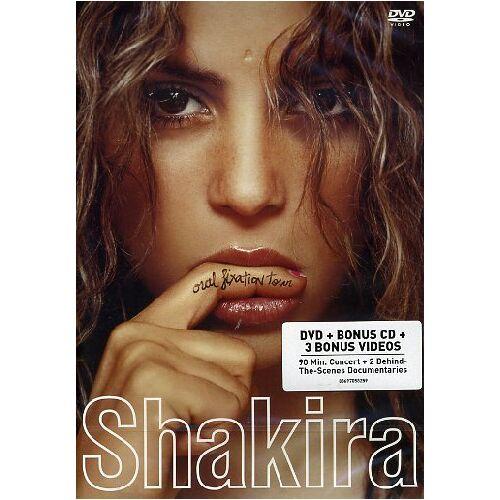Nick Wickham - Shakira - Oral Fixation Tour (2 DVDs) - Preis vom 04.04.2020 04:53:55 h