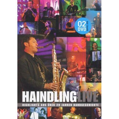Haindling - Live [2 DVDs] - Preis vom 11.05.2021 04:49:30 h