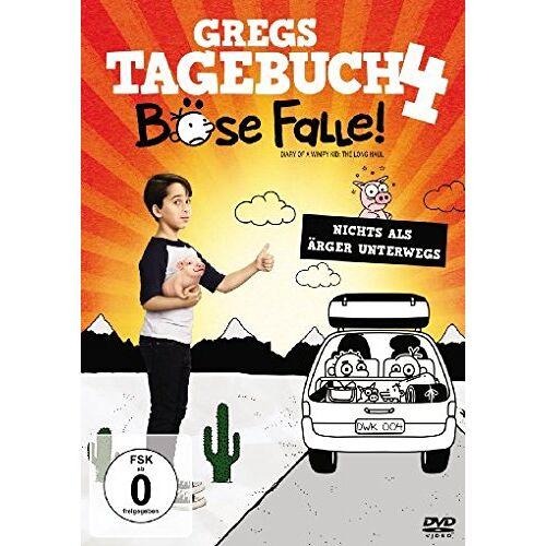 Jason Drucker - Gregs Tagebuch - Böse Falle! - Preis vom 28.02.2021 06:03:40 h