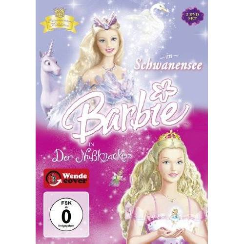 - Barbie in: Der Nussknacker / Barbie in Schwanensee [2 DVDs] - Preis vom 21.10.2020 04:49:09 h