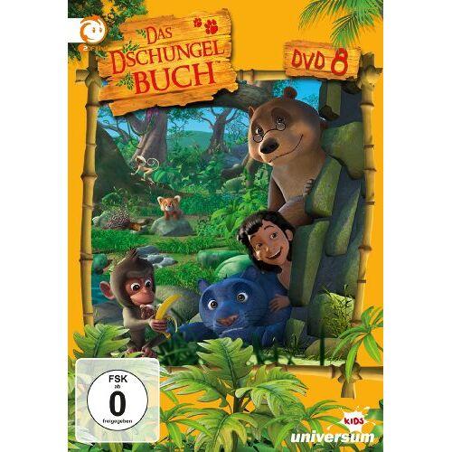 - Das Dschungelbuch, DVD 08 - Preis vom 12.05.2021 04:50:50 h