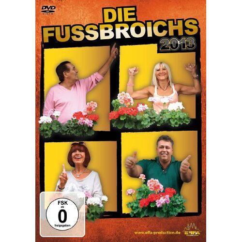 Elke Fussbroich - Die Fussbroichs 2013 [2 DVDs] - Preis vom 15.01.2021 06:07:28 h