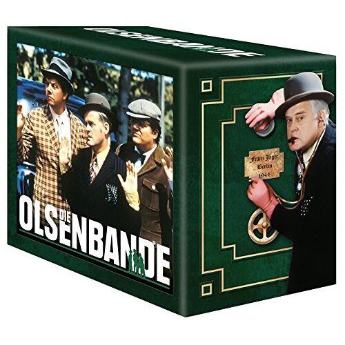 Erik Balling - Die Olsenbande - DVD-Box (13 DVDs + 13 Olsenbande Sammelpostkarten) - Preis vom 28.02.2021 06:03:40 h