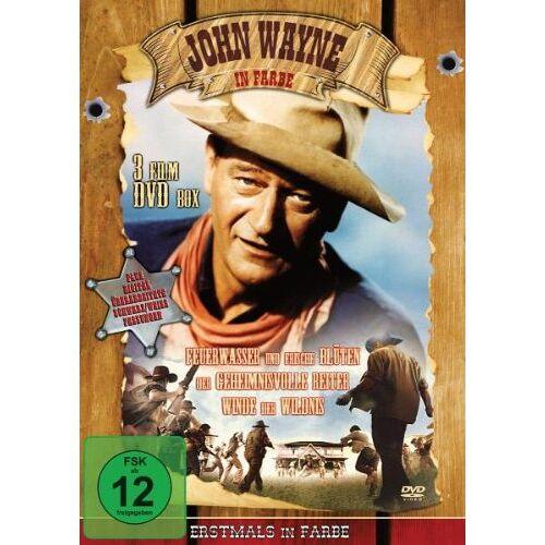 John Wayne - John Wayne in Farbe - Preis vom 13.04.2021 04:49:48 h