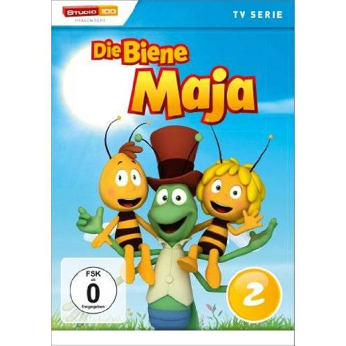 Daniel Duda - Die Biene Maja - DVD 02 - Preis vom 27.02.2021 06:04:24 h