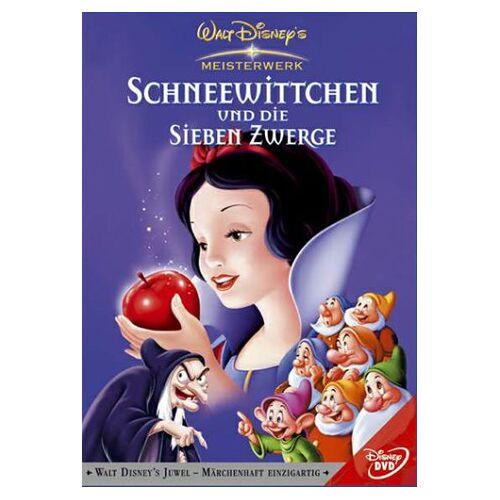 Disney Schneewittchen und die sieben Zwerge - Preis vom 17.04.2021 04:51:59 h