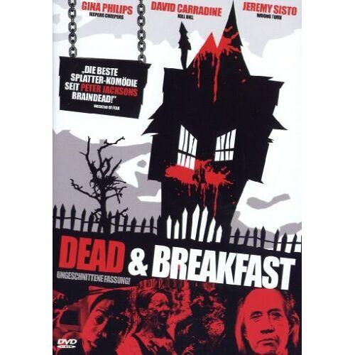 Matthew Leutwyler - Dead & Breakfast - Hotel Zombie - Preis vom 14.05.2021 04:51:20 h