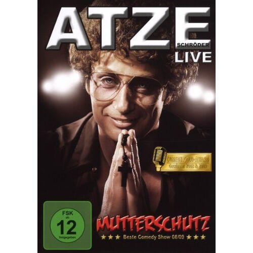 Atze Schröder - Live/Mutterschutz - Preis vom 20.10.2020 04:55:35 h