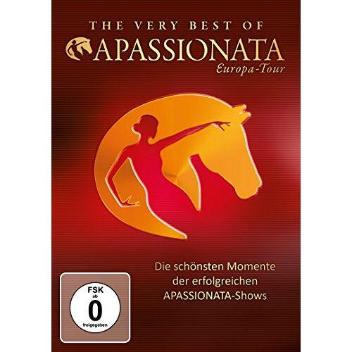 - Apassionata - The very Best of [2 DVDs] - Preis vom 23.02.2021 06:05:19 h