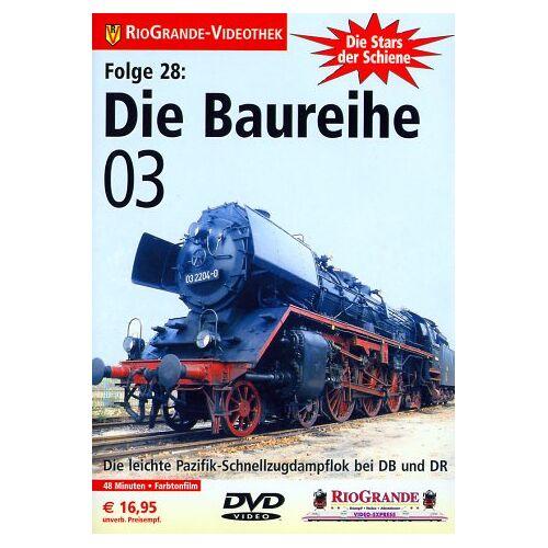Die Baureihe 03 - Stars der Schiene 28: Die Baureihe 03 - Preis vom 03.09.2020 04:54:11 h
