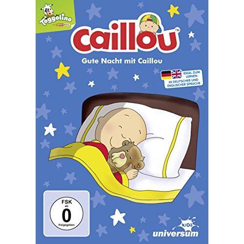 Jean Pilotte - Caillou 33 - Gute Nacht mit Caillou - Preis vom 05.05.2021 04:54:13 h