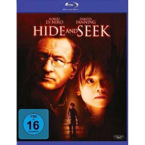 John Polson - Hide and Seek - Du kannst Dich nicht verstecken [Blu-ray] - Preis vom 22.04.2021 04:50:21 h