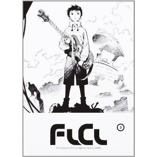 Kazuya Tsurumaki - FLCL - Vol. 03 - Preis vom 15.04.2021 04:51:42 h