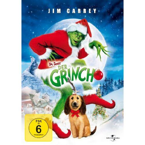 Ron Howard - Der Grinch - Preis vom 21.10.2020 04:49:09 h