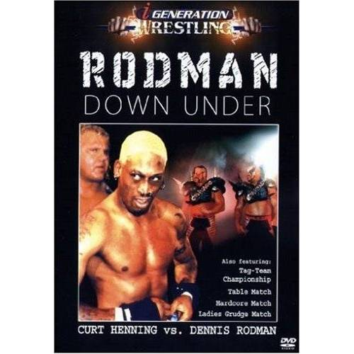 Dennis Rodman - Rodman Down Under - Preis vom 14.04.2021 04:53:30 h
