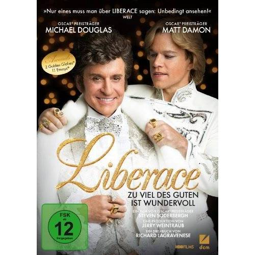 Steven Soderbergh - Liberace - Zu viel des Guten ist wundervoll - Preis vom 18.04.2021 04:52:10 h