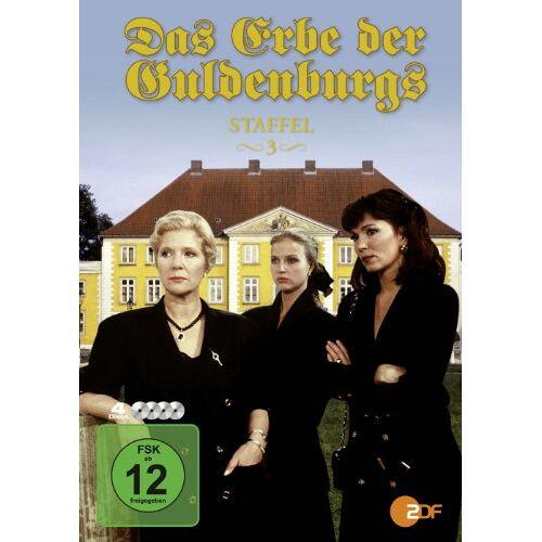 Gero Erhardt - Das Erbe der Guldenburgs - Staffel 3 (Jumbo Amaray - 4 DVDs) - Preis vom 05.09.2020 04:49:05 h