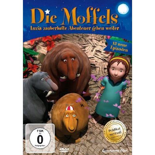 Ute Krause - Die Moffels - Die komplette 2. Staffel - Preis vom 03.05.2021 04:57:00 h
