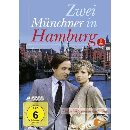 Celino Bleiweiß - Zwei Münchner in Hamburg - Staffel 2 (Jumbo Amaray - 4 DVDs) - Preis vom 27.10.2020 05:58:10 h