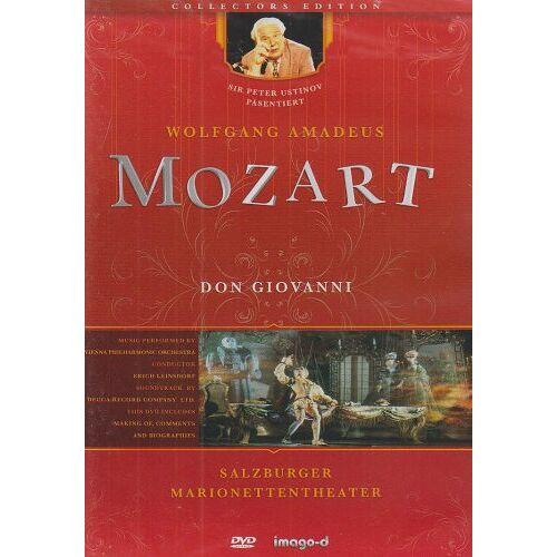 - Don Giovanni - Salzburger Marionettentheater, 1 DVD - Preis vom 23.01.2021 06:00:26 h