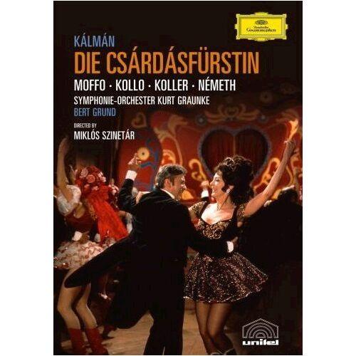 Rene Kollo - Kalman, Emmerich - Die Csardasfürstin (GA) - Preis vom 20.10.2020 04:55:35 h