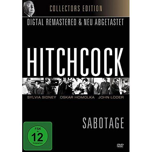 Alfred Hitchcock - Alfred Hitchcock: Sabotage - Preis vom 14.05.2021 04:51:20 h